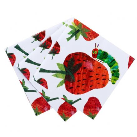 The Very Hungry Caterpillar Paper Napkins